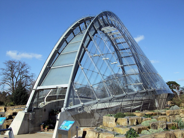 The davies alpine house kew gardens london flickr for Tech house london