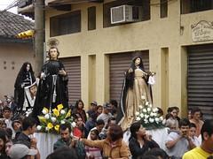 Veronica, John, and Mary Magdalene