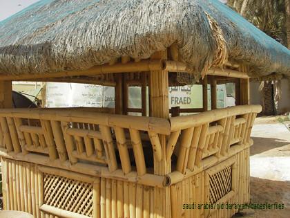 Bamboo Hut In Ksa Flickr Photo Sharing