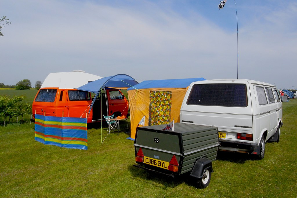 Awnings For Camper Vans