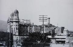 Montréal 1911. Église Saint-Jean-Baptiste, rue Rachel >Ouest.