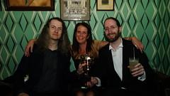Al, Sara and Dave