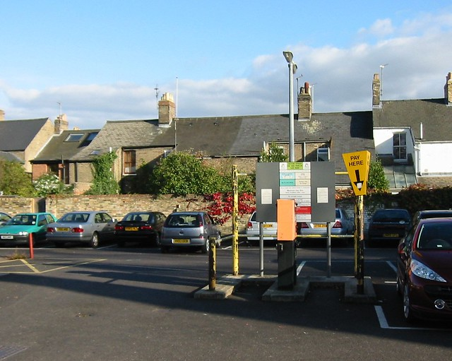 Gwydir Street Car Park