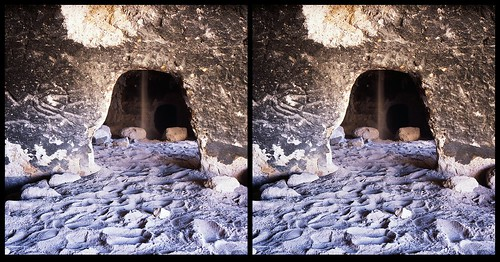 newmexico southwest 120 6x6 archaeology mediumformat stereoscopic stereophotography crosseye fuji desert doorway stereo highdesert stereoview stereograph provia anasazi petroglyphs 2007 bandelier stereoscopy americansouthwest bandeliernationalmonument stereophotograph tsankawi stereocamera crossview 120rollfilm stereophotomaker ancestralpueblo jasonordaz stereowindow stereoslide 3dpicture 3dphotograph 3dworldstereocamera