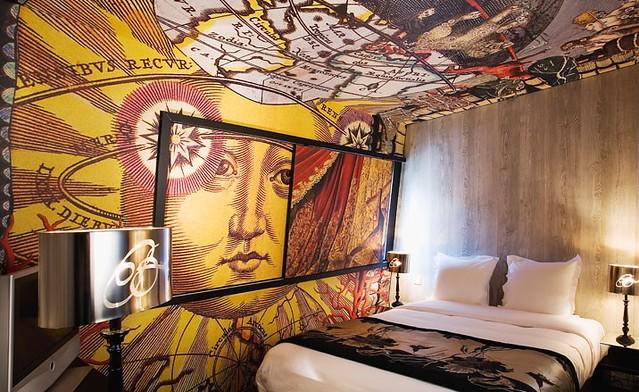 Le bellechasse paris by christian lacroix hotel flickr photo sharing - Hotel bellechasse paris ...