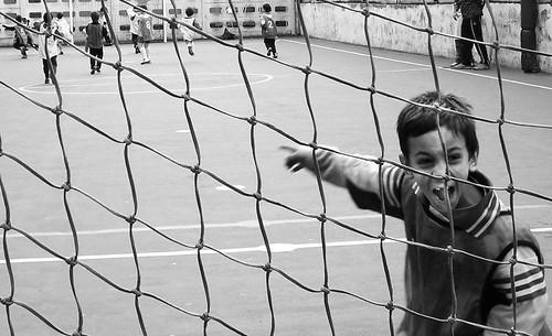 Goal! La gioia dell'altro portiere