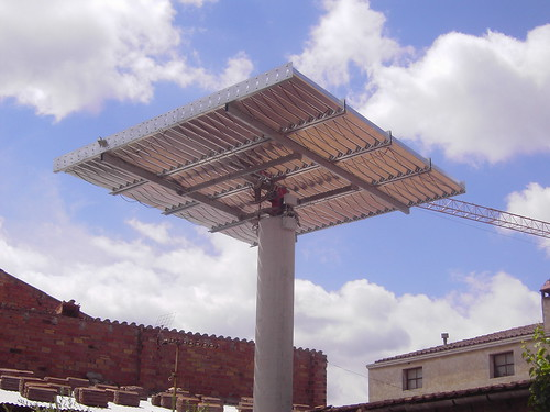 concentrator solar panels