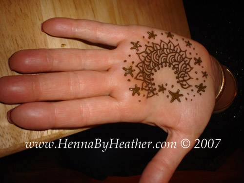 Moon henna palm | Flickr - Photo Sharing!