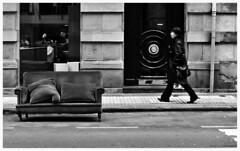 Las calles de San Sebastian