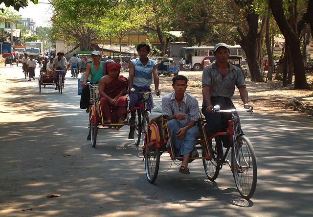 Mandalay, mars 2006