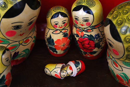 Russian Doll Hospital Room