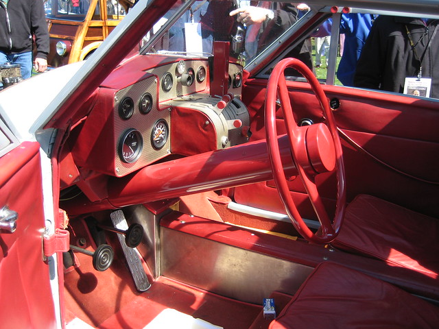 1948 Tasco Prototype Interior