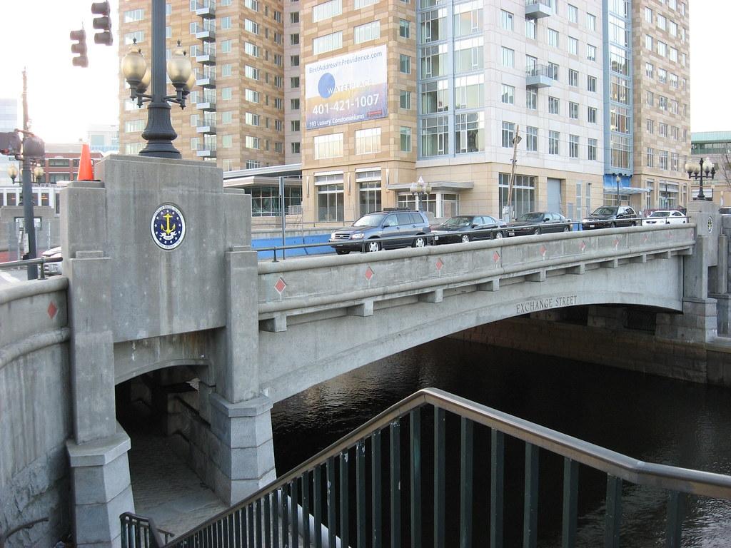 Exchange St. Bridge