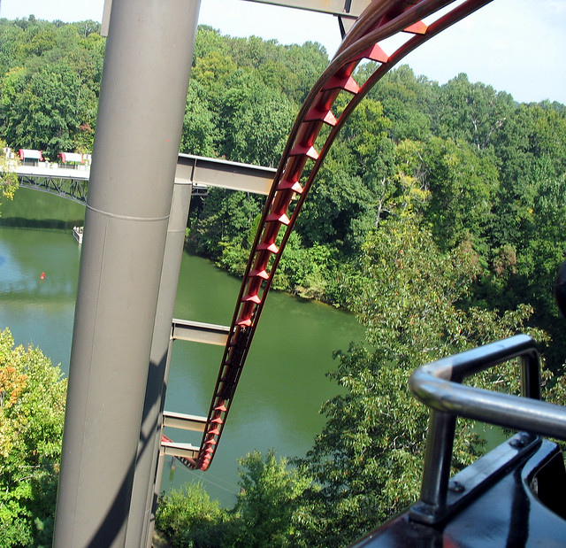 Image Result For Big Bad Wolf Coaster Busch Gardens
