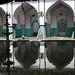 Small photo of Reflections at Kalan Masjid