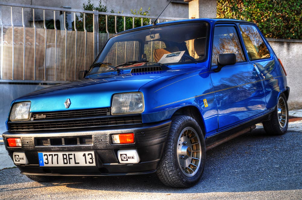 1981 1984 renault 5 alpine turbo dark cars wallpapers. Black Bedroom Furniture Sets. Home Design Ideas