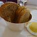 Bread at Gilbert Scott by Marcus Wareing at St Pancras Hotel
