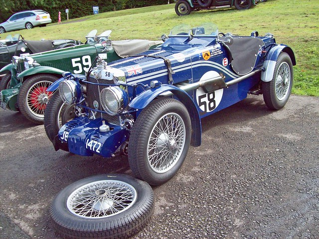 Mg K3 Magnette http://www.flickr.com/photos/45676495@N05/5730873726/