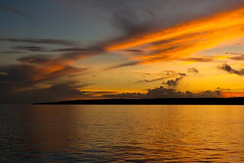 sunset mer soleil crépuscule aurore couché aube océan exploremay192011