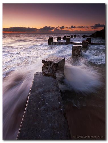ocean pool sunrise canon sydney wave australia wideangle nsw splash aussie aus 1020mm manfrotto coogeebeach sigmalens eos450d 450d sorenmartensen hitechgradfilters 09ndreversegrad
