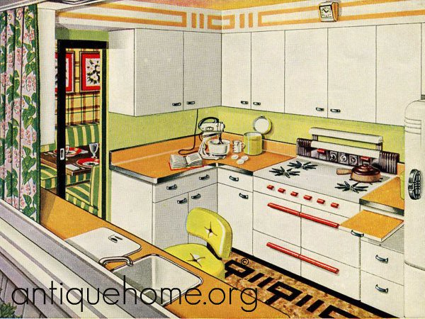 Mid Century Home Style - Design Inspiration of the 1940s, 1950s