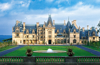 Biltmore Estate - Home of Asheville's Former Royalty
