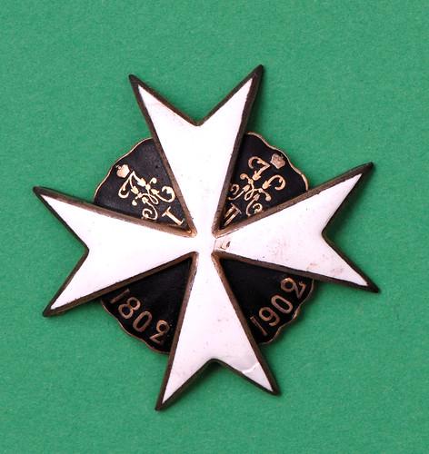 Знак Пажеского Его Императорского Величества Корпуса