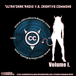 Ultra Dark Radio v.s. Creative Commons Vol.1