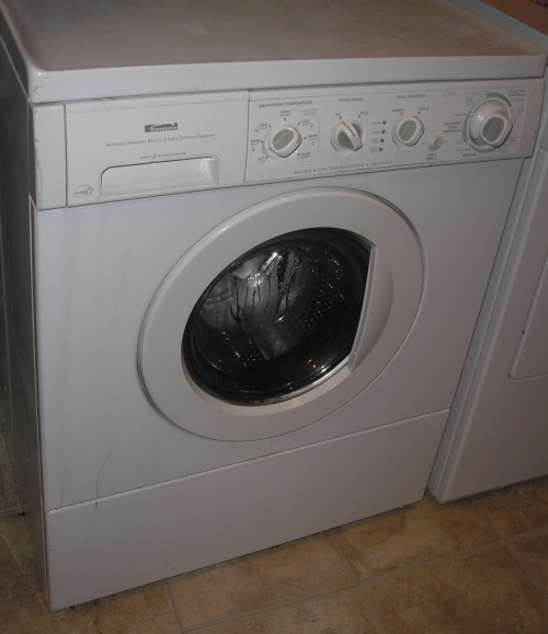 Kenmore elite front load washer user manual for Kenmore washer