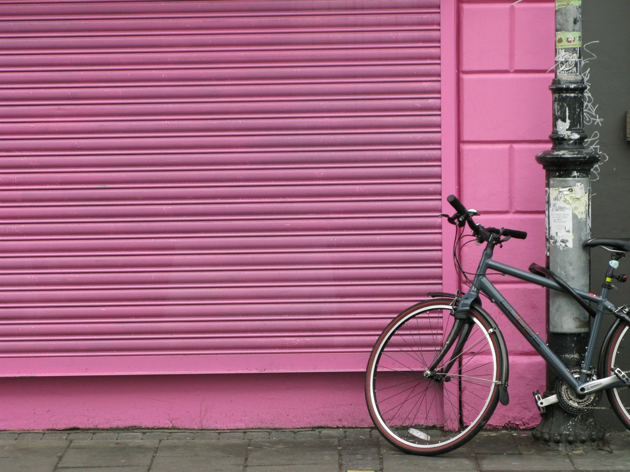 bike loves pink