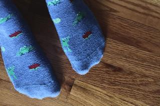 Froggy socks[Day8]*