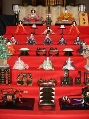 Japanese Doll Festival, Girls' Day: Hinamatsuri;ひな祭り、京都
