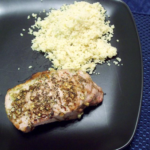 Couscous & Stuffed Pork Chops 3 | Explore commonculinarian's ...
