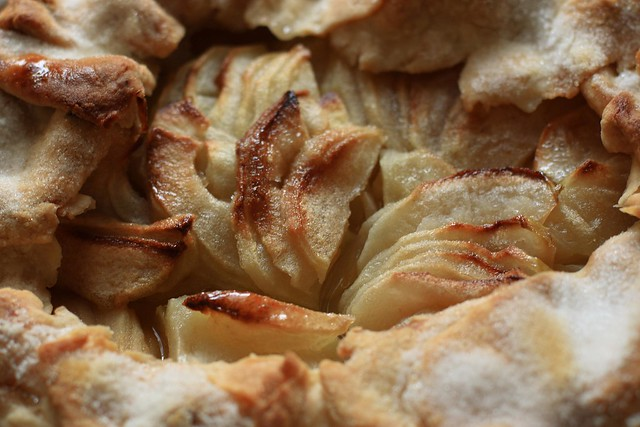 Simplest Apple Tart | From Smitten Kitchen | By: Sarah Cady | Flickr ...