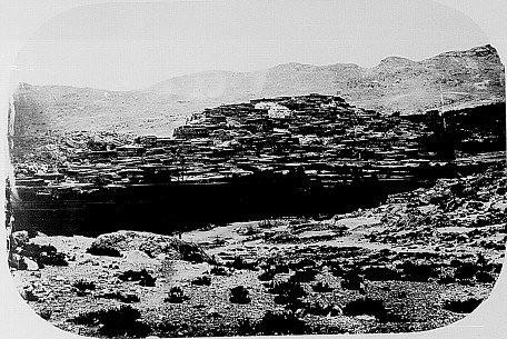 Beni Ferah Par Bonnier 1861-62, بني فرح