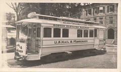 Boston, Massachusetts, Mail Streetcar by Smithsonian Institution