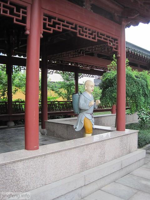 安昌古镇 安康寺 (9)