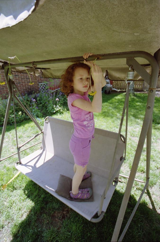 Kids Canopy Swing Canopy Swing Baby Spring Float Sun
