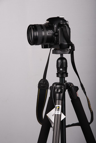 WF Fancier 535 carbon fiber tripod