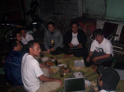 Rapat Panitia Tolak Banned 2007