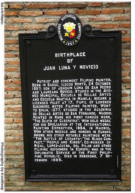 Juan Luna Short Bibliography
