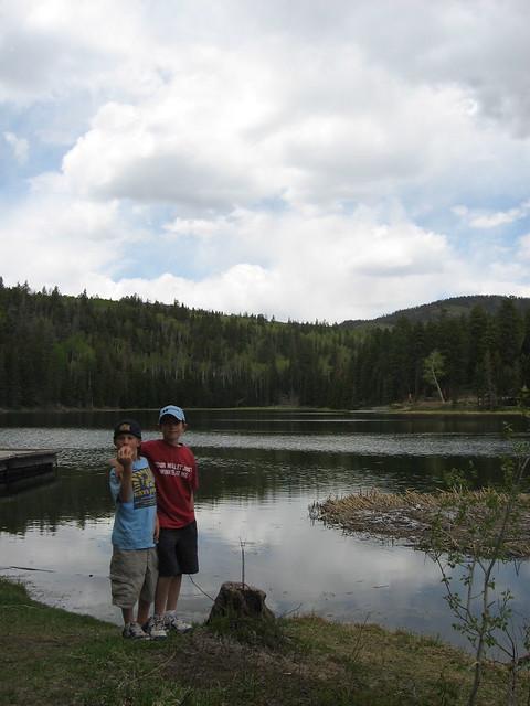 Posey Lake 05.20.07