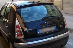 automobile, automotive exterior, vehicle, subcompact car, city car, compact car, bumper, land vehicle, citroã«n c3, vehicle registration plate,