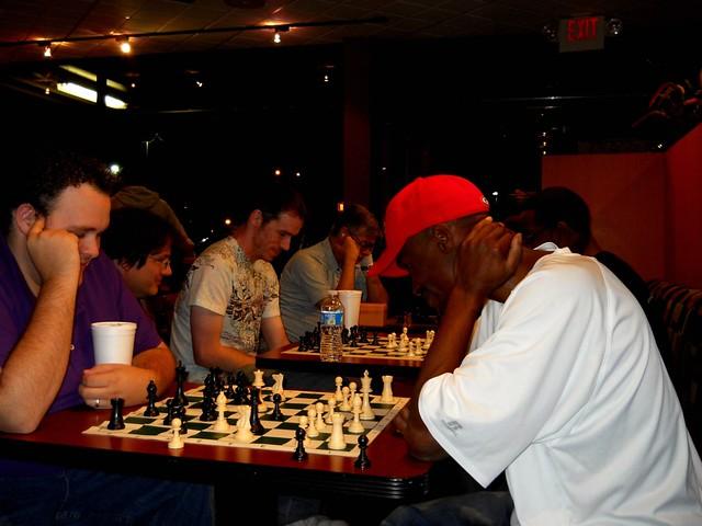 Chess players, Sertinos, Beaumont,Texas