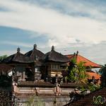 Rooftops in Ubud - Bali, Indonesia
