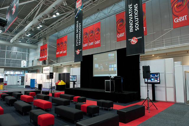 CeBIT Australia 2011 - The App Theatre