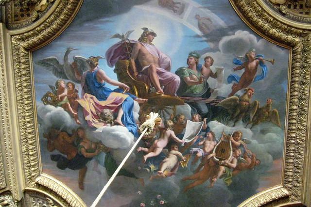 Versailles ch teau de versailles salon de mercure for Salon de versailles