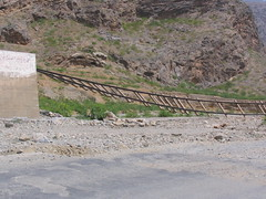 Remains of the Khyber Rail Line, NWFP