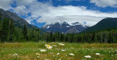 The Clouds of Mount Robson