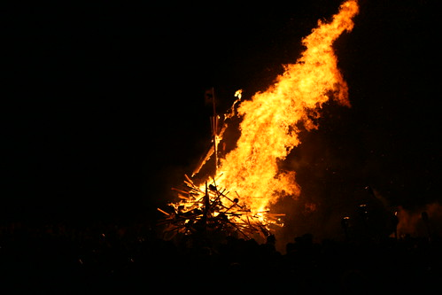 Up-Helly-aa, by